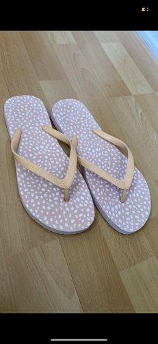Beach Sandals light pink