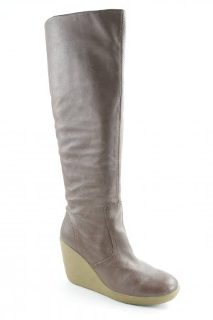 Flip*flop Absatz Stiefel braun Casual-Look