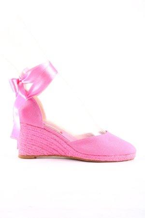 Flip*flop Espadrille Sandals pink casual look