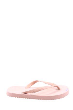 Flip*flop Flip Flop Sandalen pink Casual-Look
