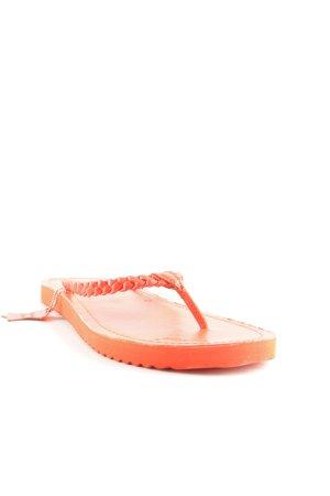 Flip*flop Flip Flop Sandalen dunkelorange