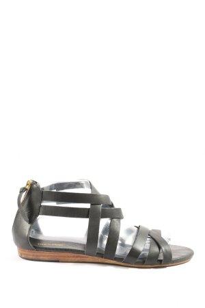 Flip*flop Komfort-Sandalen schwarz Casual-Look