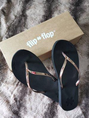Flip Flop rosé gold