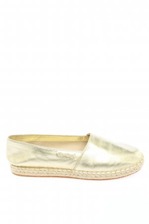Flip*flop Slip-on Shoes gold-colored casual look
