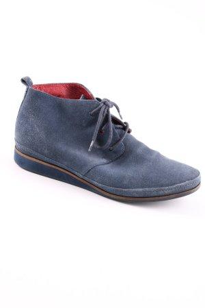 Flip*flop Schnürschuhe blau Casual-Look