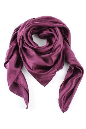 Flip*flop Pañuelo de seda lila estilo «business»