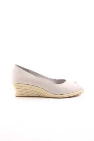 Flip*flop Wedges Sandaletten wollweiß Casual-Look