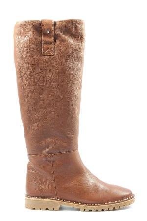 Flip*flop Wide Calf Boots brown casual look