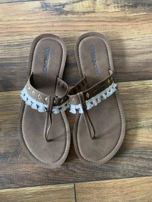 Brunotti Flip flop sandalen veelkleurig