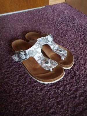 Flip flop sandalen veelkleurig