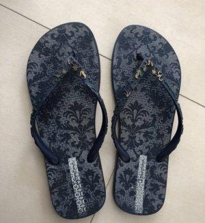 0039 Italy Flip flop sandalen veelkleurig