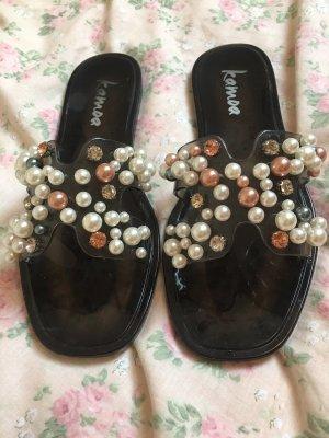 Flip-Flop Sandals black