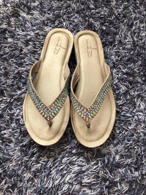 Flip-Flop Sandals camel