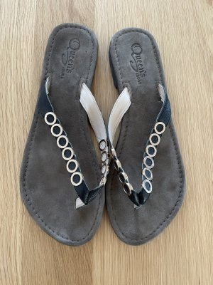 Flip Flops von Queens & Sons, Gr. 39