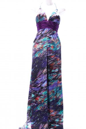 Flip*flop Robe longue motif abstrait style extravagant