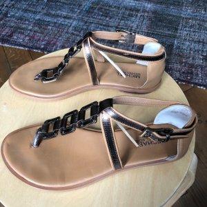 Michael Kors Sandalo infradito color cammello-bronzo