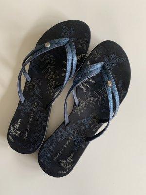 Ipanema Flip-Flop Sandals dark blue