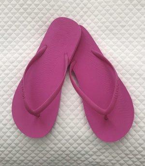 Billabong Flip-Flop Sandals pink-neon pink