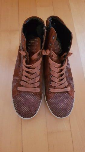 Flippige Ledersneaker