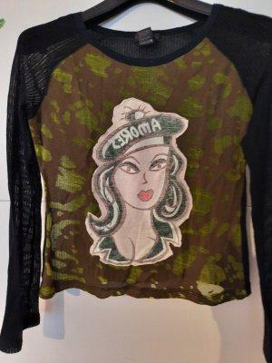 Flippiges Shirt von Custo Gr. 4