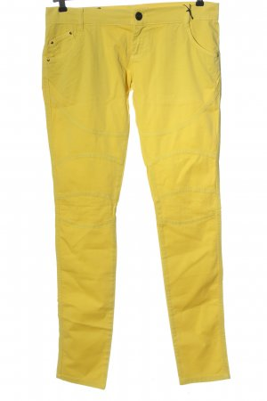 Flo&clo Low-Rise Trousers primrose casual look