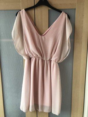 Floaty Pink Summer Dress