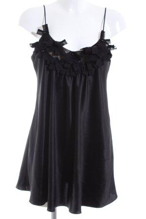Flora Nikrooz Minikleid schwarz Elegant