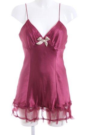 Flora Nikrooz Minikleid pink Casual-Look