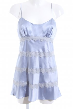 Flora Nikrooz Minikleid blau Elegant
