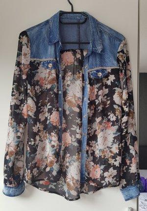 Floral Bluse