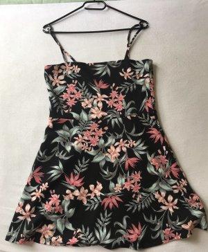 Floral Sommer Kleid