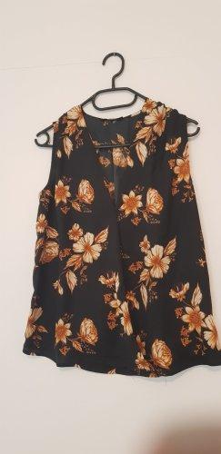 Floral Wickel-Bluse