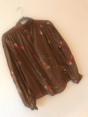 Florale Bluse von H&M / Gr. 34