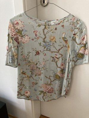 Florale Bluse von H&M Gr 34