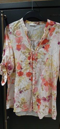 Florale Bluse von Promod Größe 40
