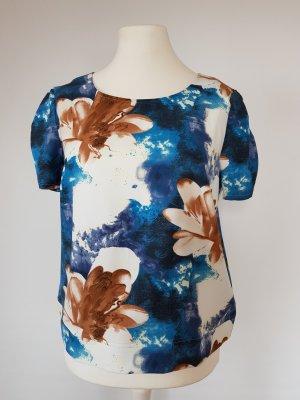 Florale Shirt von Pulz Jeans