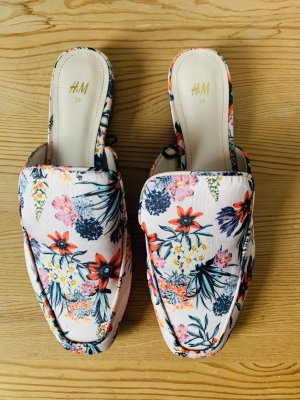 Florale Slippers