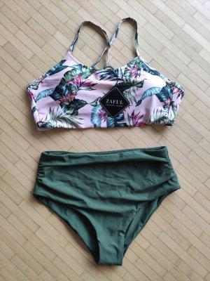 Floraler Bikini