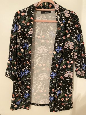 Floraler Jersey Blazer