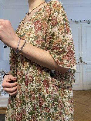 Brandy & Melville Kimono Blouse multicolored