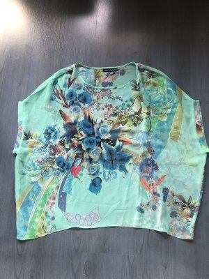 Best emilie Blouse Shirt lime-green-petrol