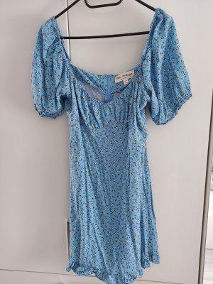 Miss Selfridge Mini Dress azure