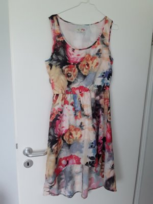 Mymo Vestido mullet multicolor