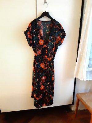 Florales Kleid von Zara