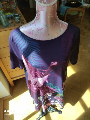 Florales Long- Shirt