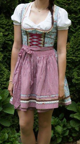 Krüger MADL Camisa folclórica multicolor