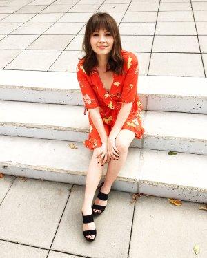 Influence Shortsleeve Dress multicolored