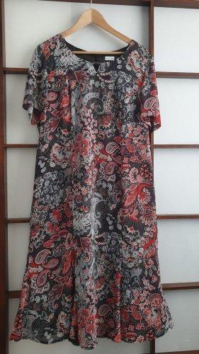 Atelier Creation Midi-jurk veelkleurig