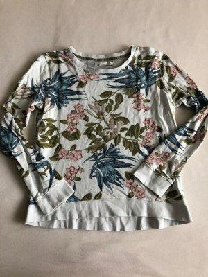 Florales Sweatshirt / Pulli von H&M gr m