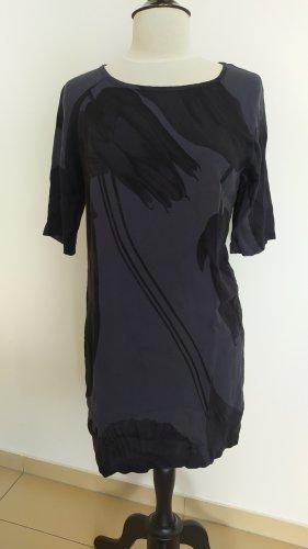 Yaya Tunic Dress black-slate-gray